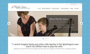 Martha Vance Cello