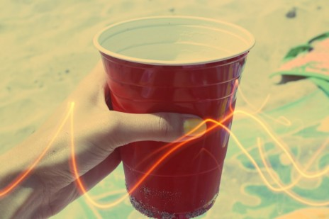 Red Cups and Relaxation
